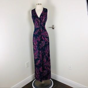 Tommy Bahama Beautiful Maxi Dress Size Large